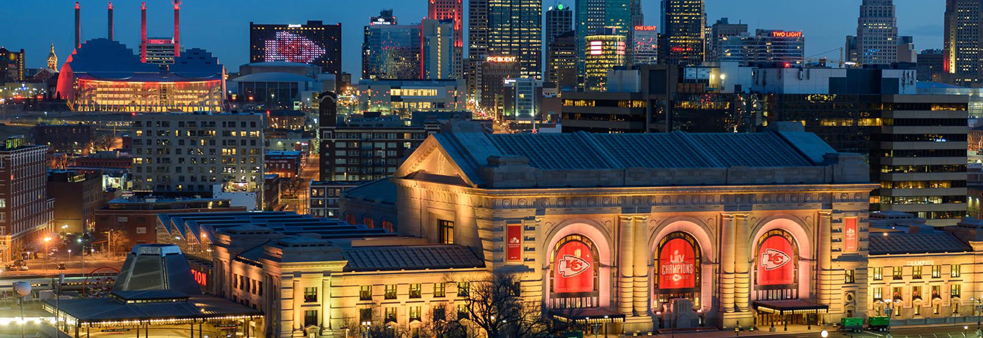 Union Station in Kansas City MO