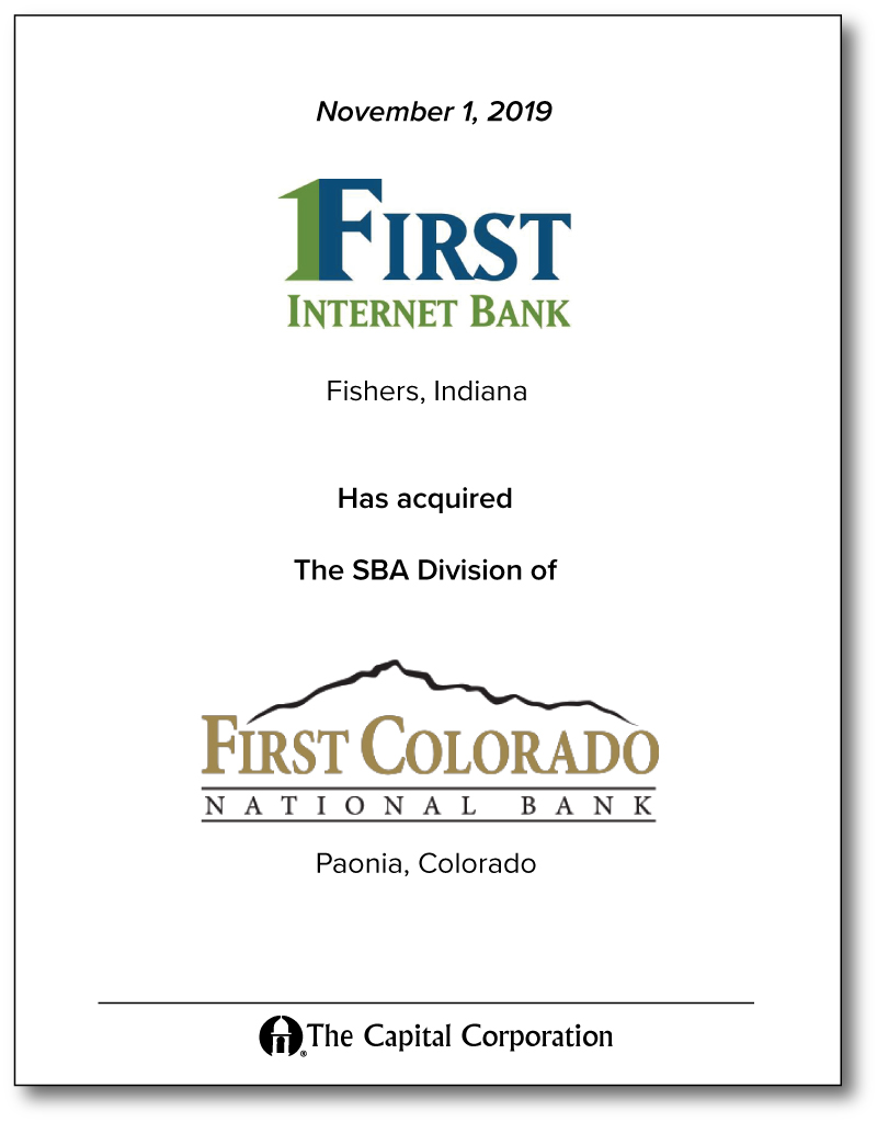 First Colorado Bank