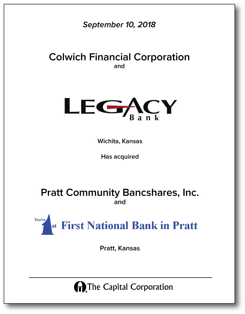 Colwich Financial Corporation