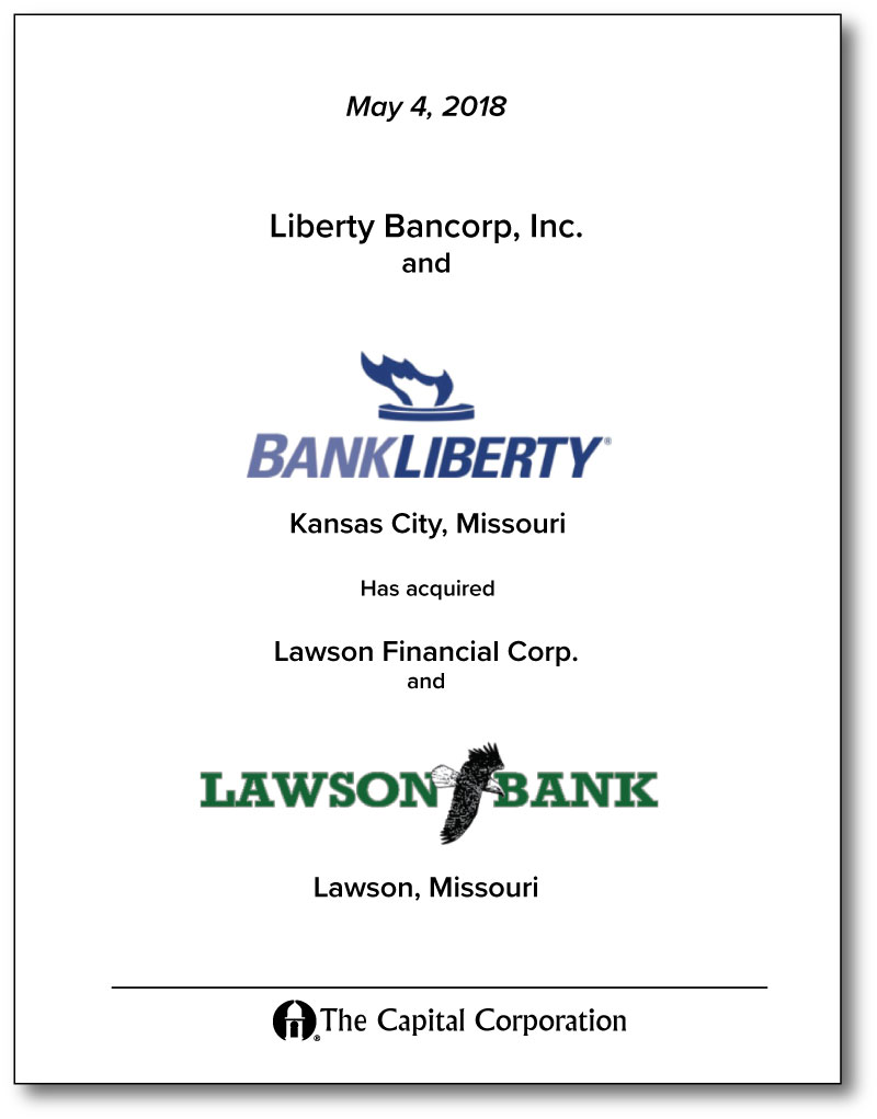 Liberty Bancorp, Inc.